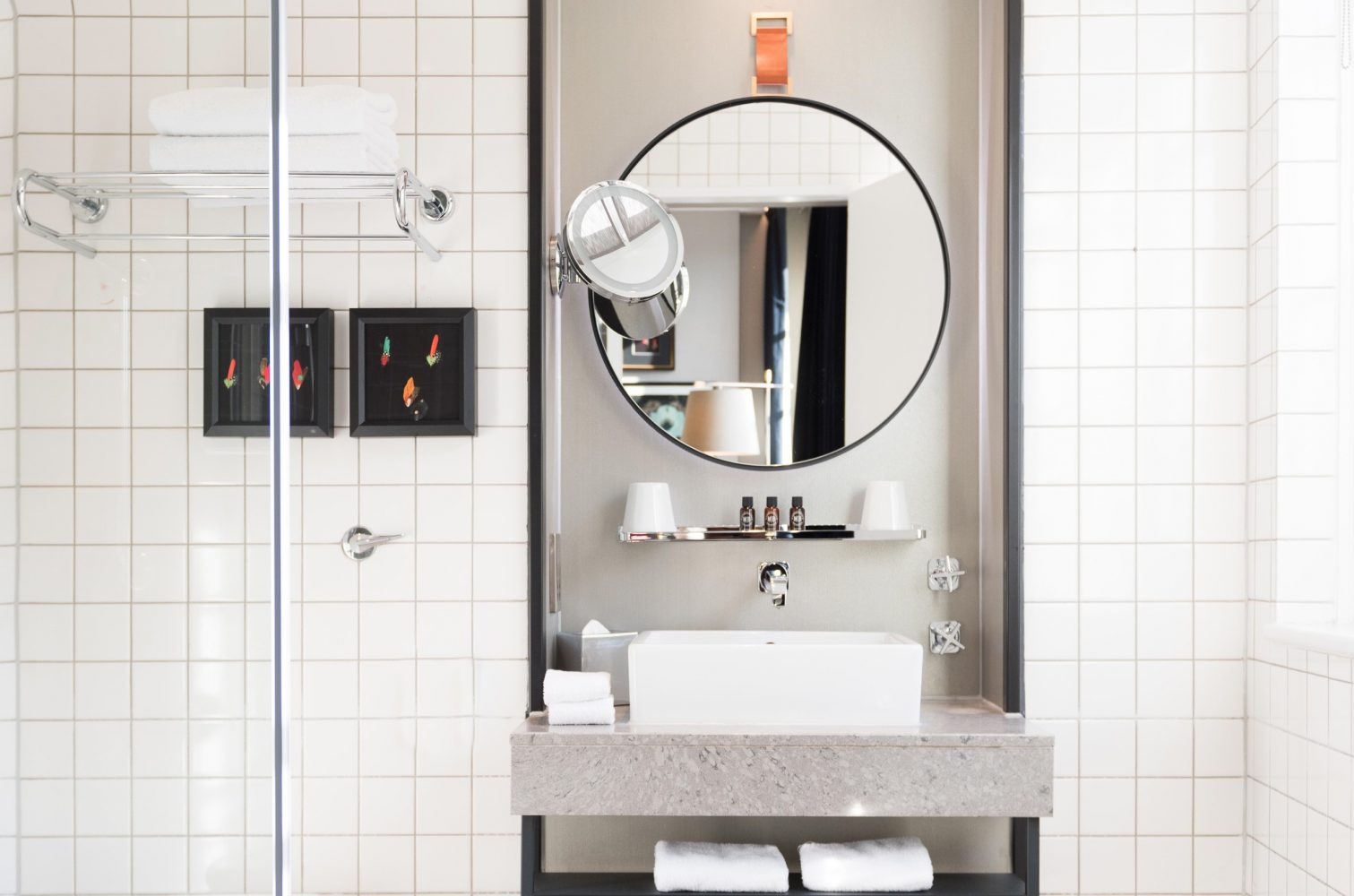 The Trafalgar St James - Elegant Bathrooms