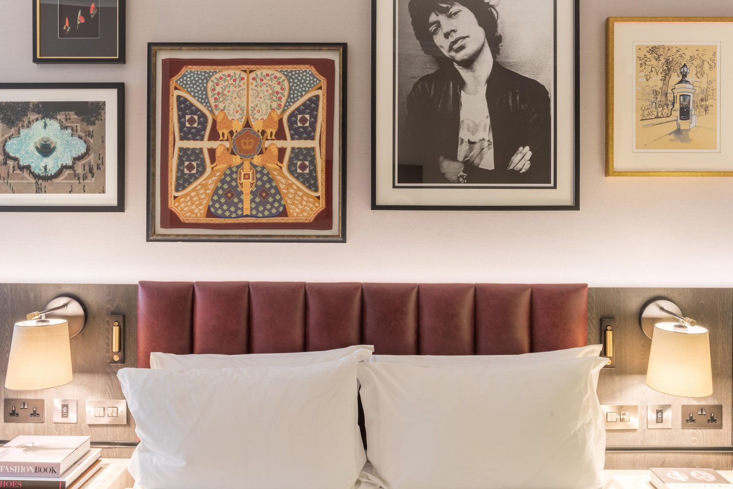 The Trafalgar St. James - Mick Jagger