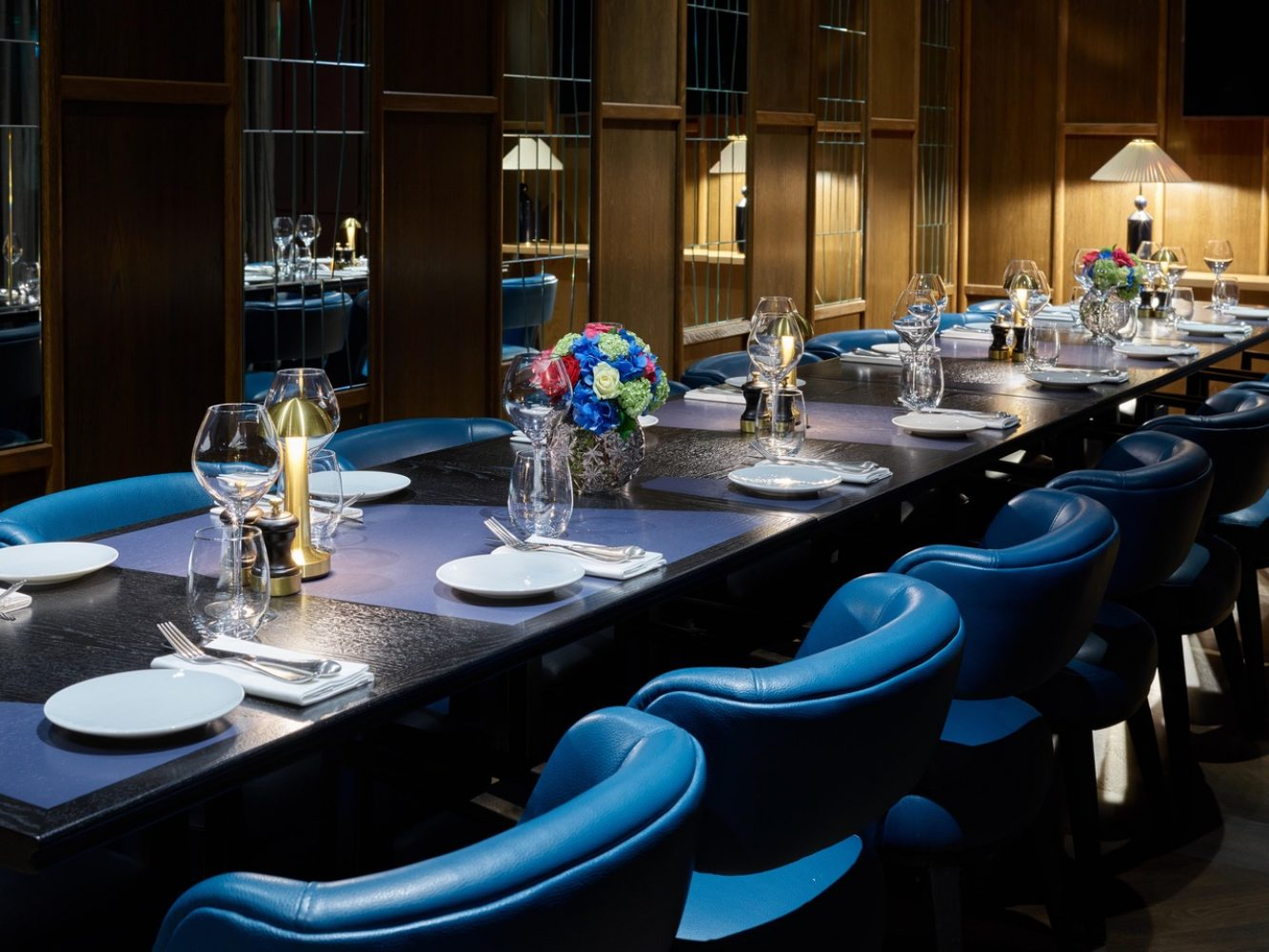 The Trafalgar St. James - Private Dining